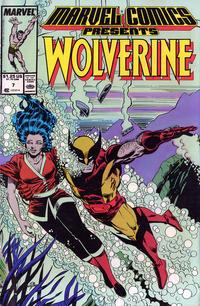 Cover Thumbnail for Marvel Comics Presents (Marvel, 1988 series) #7
