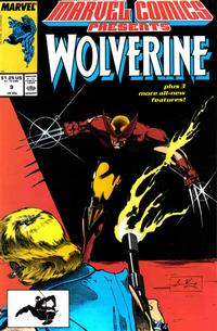 Cover Thumbnail for Marvel Comics Presents (Marvel, 1988 series) #9 [Direct]