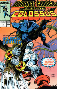 Cover Thumbnail for Marvel Comics Presents (Marvel, 1988 series) #13