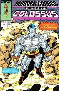 Cover Thumbnail for Marvel Comics Presents (Marvel, 1988 series) #15 [Direct]