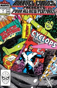Cover Thumbnail for Marvel Comics Presents (Marvel, 1988 series) #18 [Direct]