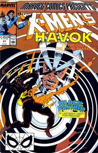 Cover Thumbnail for Marvel Comics Presents (Marvel, 1988 series) #27 [Direct]