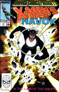 Cover Thumbnail for Marvel Comics Presents (Marvel, 1988 series) #28 [Direct]