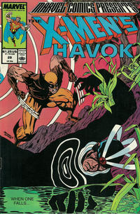 Cover Thumbnail for Marvel Comics Presents (Marvel, 1988 series) #29