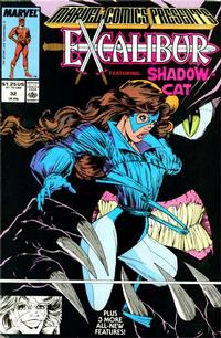 Cover Thumbnail for Marvel Comics Presents (Marvel, 1988 series) #32