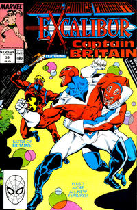 Cover Thumbnail for Marvel Comics Presents (Marvel, 1988 series) #33