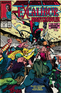 Cover Thumbnail for Marvel Comics Presents (Marvel, 1988 series) #35 [Direct]