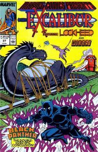 Cover Thumbnail for Marvel Comics Presents (Marvel, 1988 series) #37