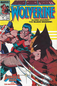 Cover Thumbnail for Marvel Comics Presents (Marvel, 1988 series) #42 [Direct]