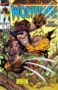 Cover Thumbnail for Marvel Comics Presents (Marvel, 1988 series) #43 [Direct]