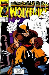 Cover Thumbnail for Marvel Comics Presents (Marvel, 1988 series) #44 [Direct]