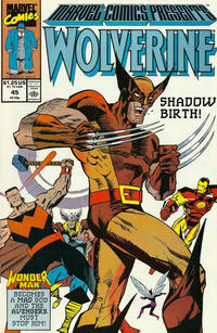 Cover Thumbnail for Marvel Comics Presents (Marvel, 1988 series) #45 [Direct]