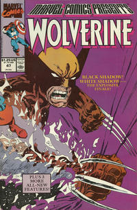 Cover Thumbnail for Marvel Comics Presents (Marvel, 1988 series) #47 [Direct]