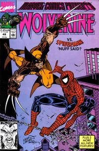 Cover Thumbnail for Marvel Comics Presents (Marvel, 1988 series) #48 [Direct]