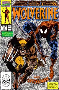 Cover Thumbnail for Marvel Comics Presents (Marvel, 1988 series) #49 [Direct]
