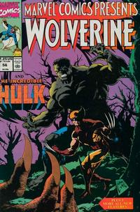 Cover Thumbnail for Marvel Comics Presents (Marvel, 1988 series) #56 [Direct]