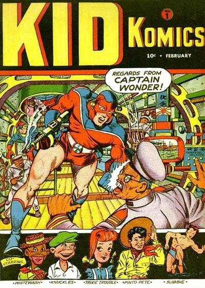 Cover for Kid Komics (Marvel, 1943 series) #1