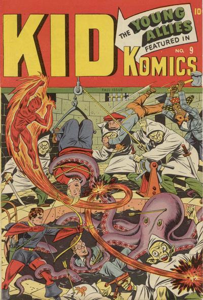 Cover for Kid Komics (Marvel, 1943 series) #9