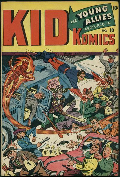Cover for Kid Komics (Marvel, 1943 series) #10