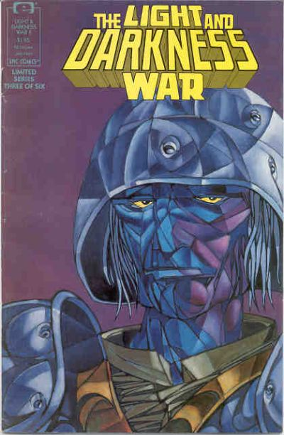 Cover for The Light and Darkness War (Marvel, 1988 series) #3