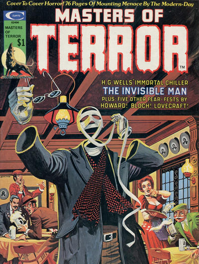 Cover for Masters of Terror (Marvel, 1975 series) #2