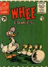 Cover for Whee Comics (American Comics Group, 1955 series) #1
