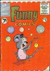 Cover for Funny Comics (American Comics Group, 1955 series) #1