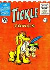 Cover for Tickle Comics (American Comics Group, 1955 series) #1