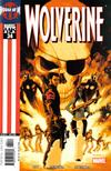 Cover for Wolverine (Marvel, 2003 series) #34 [Direct Edition]