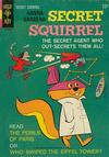 Cover for Secret Squirrel (Western, 1966 series) #1