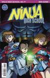 Cover for Ninja High School (Antarctic Press, 1994 series) #77