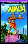 Cover for Ninja High School (Antarctic Press, 1994 series) #97
