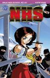 Cover for Ninja High School (Antarctic Press, 1994 series) #101