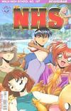 Cover for Ninja High School (Antarctic Press, 1994 series) #107