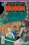 Cover for Ninja High School (Antarctic Press, 1994 series) #113