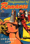 Cover for Confessions of Romance (Star Publications, 1953 series) #8