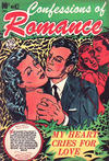 Cover for Confessions of Romance (Star Publications, 1953 series) #10