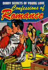 Cover for Confessions of Romance (Star Publications, 1953 series) #11