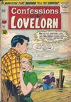 Cover for Lovelorn (American Comics Group, 1949 series) #60