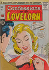 Cover for Confessions of the Lovelorn (American Comics Group, 1956 series) #80