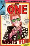 Cover for The One (Marvel, 1985 series) #5