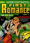 Cover for First Romance Magazine (Harvey, 1949 series) #8