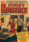 Cover for First Romance Magazine (Harvey, 1949 series) #9
