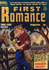 Cover for First Romance Magazine (Harvey, 1949 series) #12
