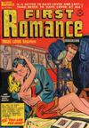 Cover for First Romance Magazine (Harvey, 1949 series) #14