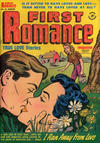 Cover for First Romance Magazine (Harvey, 1949 series) #16