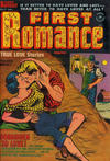 Cover for First Romance Magazine (Harvey, 1949 series) #17