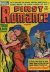 Cover for First Romance Magazine (Harvey, 1949 series) #18