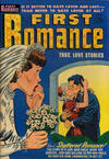 Cover for First Romance Magazine (Harvey, 1949 series) #19