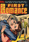 Cover for First Romance Magazine (Harvey, 1949 series) #24